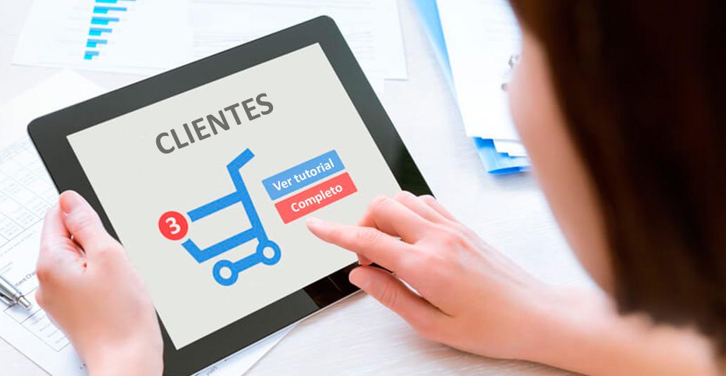 Tutorial Lojas Premium – Clientes